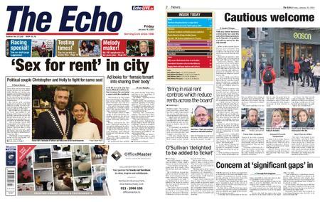 Evening Echo – January 10, 2020
