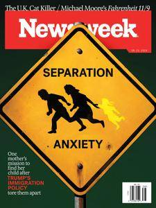 Newsweek USA - September 21, 2018