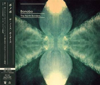 Bonobo - The North Borders (2013) Japanese Edition