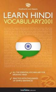 Learn Hindi. Vocabulary2001