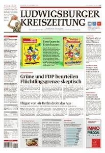 Ludwigsburger Kreiszeitung - 10. Oktober 2017