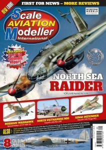 Scale Aviation Modeller International - September 2019