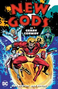 New Gods by Gerry Conway 2020 digital Son of Ultron