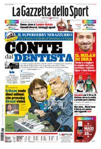 La Gazzetta dello Sport Roma – 11 gennaio 2020