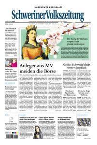 Schweriner Volkszeitung Hagenower Kreisblatt - 04. Dezember 2017