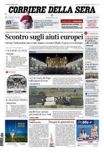 Corriere della Sera – 11 aprile 2020