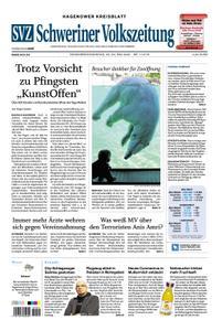 Schweriner Volkszeitung Hagenower Kreisblatt - 23. Mai 2020
