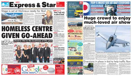 Express and Star City Edition – June 07, 2019