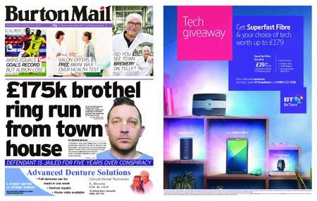 Burton Mail – March 13, 2019
