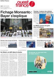 Ouest-France Édition France – 14 mai 2019