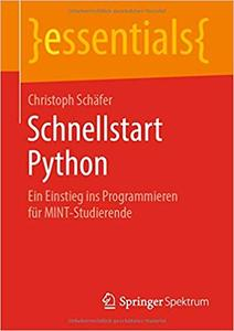 Schnellstart Python (repost)