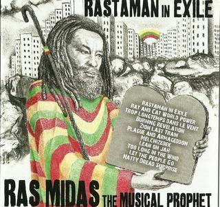 Ras Midas - Rastaman In Exile (2016)