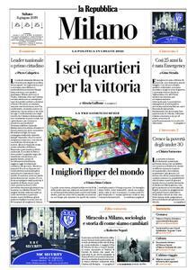 la Repubblica Milano – 08 giugno 2019