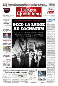 Il Fatto Quotidiano - 14 agosto 2018