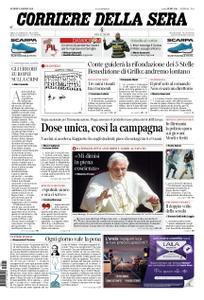 Corriere della Sera – 01 marzo 2021