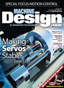 Machine Design - June 23, 2011