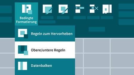 Video2Brain - Excel 2016: Formatierungstechniken