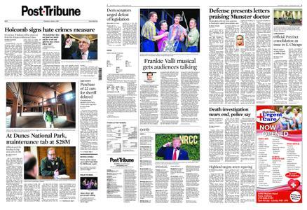 Post-Tribune – April 04, 2019