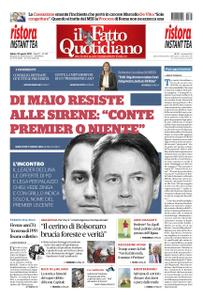 Il Fatto Quotidiano - 24 agosto 2019