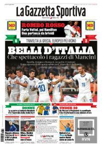 La Gazzetta dello Sport – 09 giugno 2019
