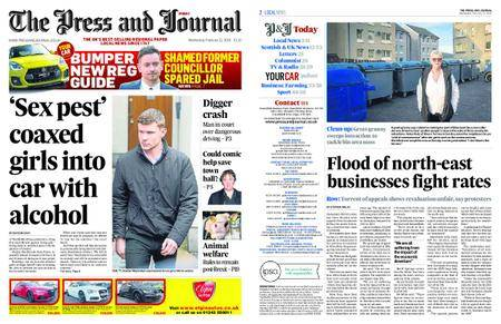 The Press and Journal Moray – February 21, 2018
