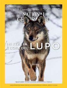 National Geographic Italia - febbraio 2018