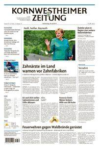 Kornwestheimer Zeitung - 26. Juli 2018