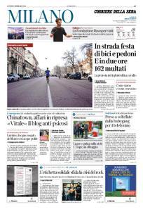 Corriere della Sera Milano – 03 febbraio 2020