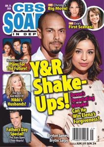 CBS Soaps In Depth - June 24, 2019