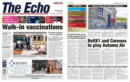 Evening Echo – July 28, 2021