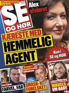 SE og HØR – 09. januar 2019