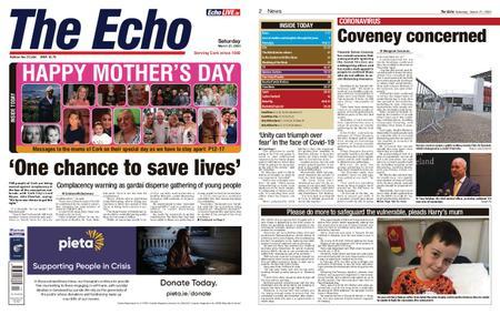 Evening Echo – March 21, 2020