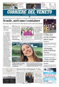 Corriere del Veneto Venezia e Mestre – 19 agosto 2020