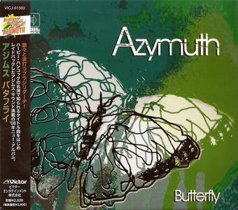 Azymuth - Butterfly (2008) [Japanese Edition] Re-Up