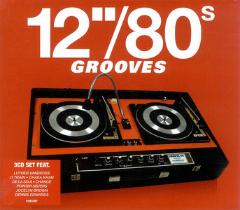 "VA - 12""/80s Grooves (2007) 3CD Set [Re-Up]"