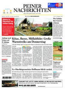 Peiner Nachrichten - 07. April 2018