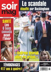 Le Soir Magazine - 18 novembre 2019
