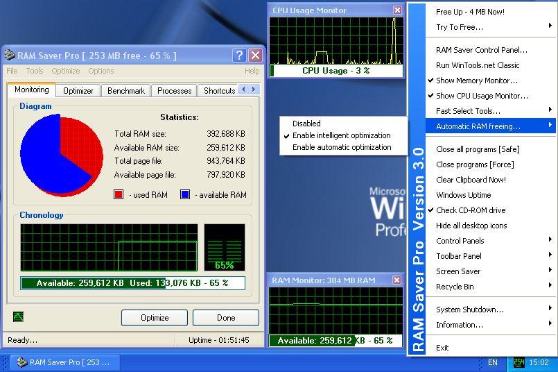 RAM Saver Pro v5.6
