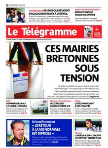 Le Télégramme Auray – 05 mai 2020