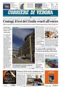 Corriere di Verona – 20 agosto 2020
