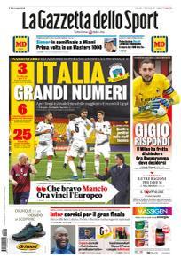 La Gazzetta dello Sport Cagliari - 1 Aprile 2021