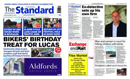The Standard Chester & District – September 02, 2021