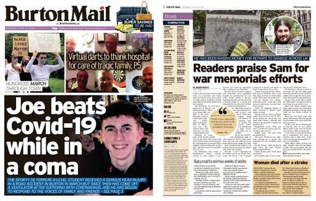 Burton Mail – June 22, 2020
