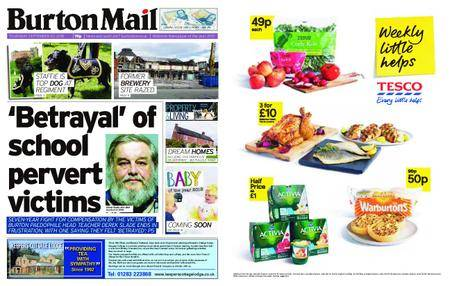 Burton Mail – September 20, 2018