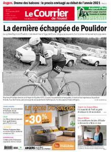 Le Courrier de l'Ouest Nord Anjou – 14 novembre 2019
