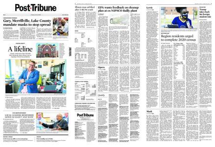 Post-Tribune – July 21, 2020