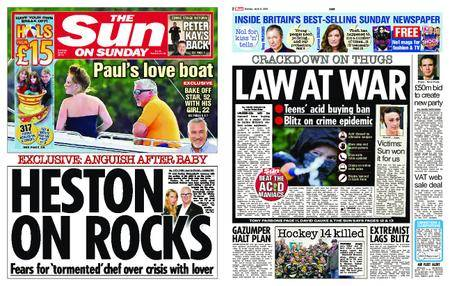 The Sun UK – 08 April 2018