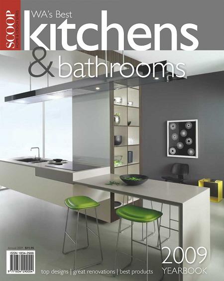 WA's Best Kitchens & Bathrooms 2009 Yearbook