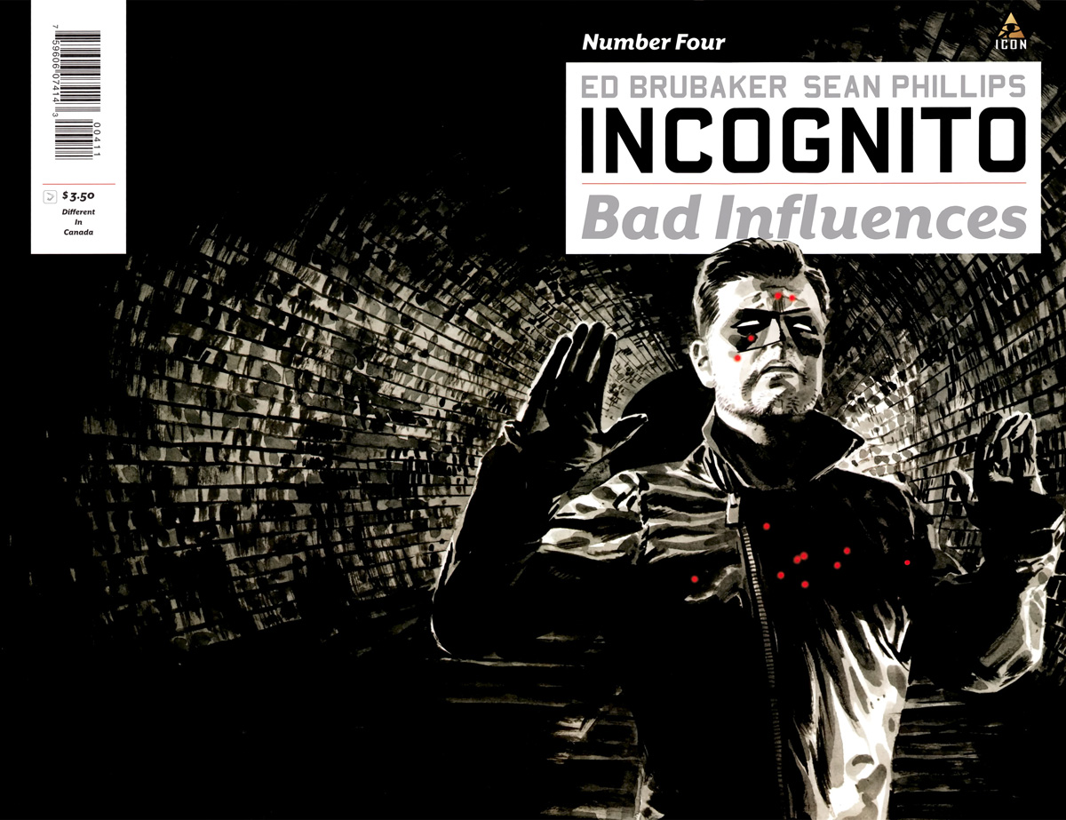 Incognito: Bad Influences #4 (of 5) (2011)
