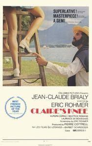 Claire's Knee (1970) [Le genou de Claire]